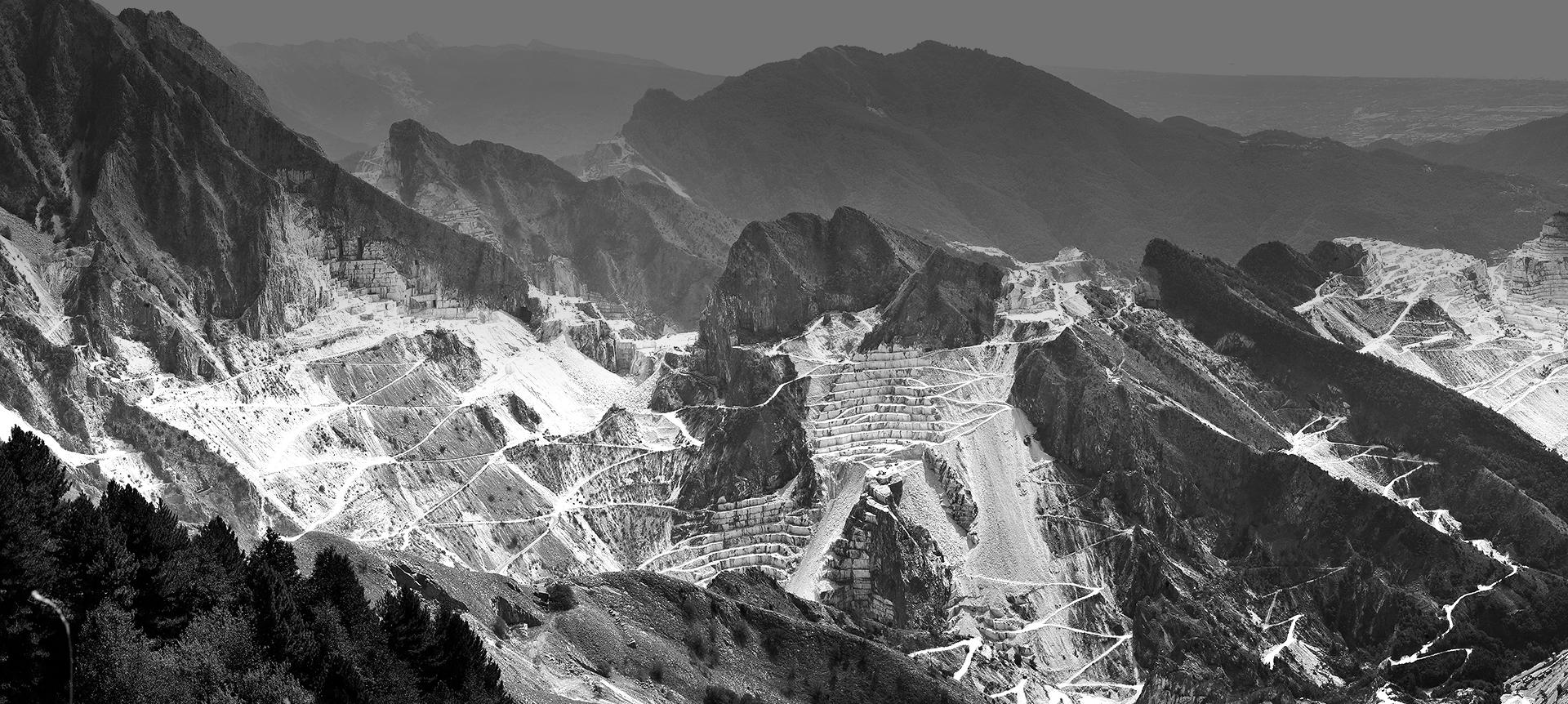 Cave-Marmi Carrara, Marmo Bianco